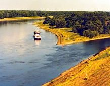 sbk Zusammenfluß Elbe Saale