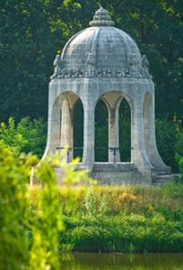 Rotehornpark: Venustempel © W.Klapper
