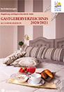 Gastgeberverzeichnis Magdeburg und Region Elbe-Börde-Heide 2010/2011