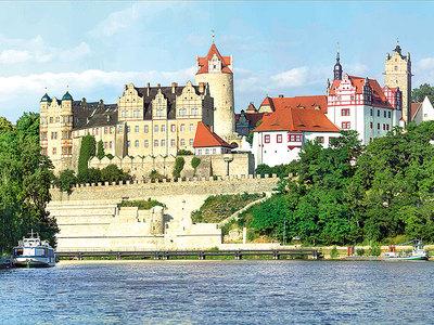 Renaissanceschloss derer zu Anhalt-Bernburg