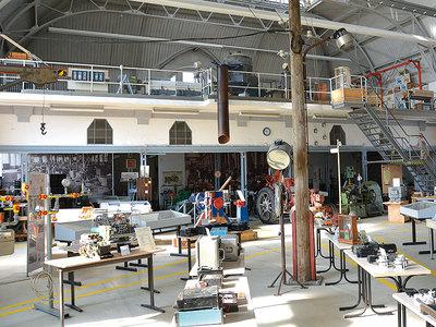 Industriemuseum Schönebeck