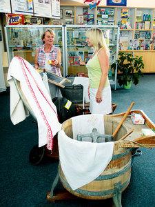Hier erfahren Sie alles über die Waschmittelherstellung in Genthin von 1921 bis 2009